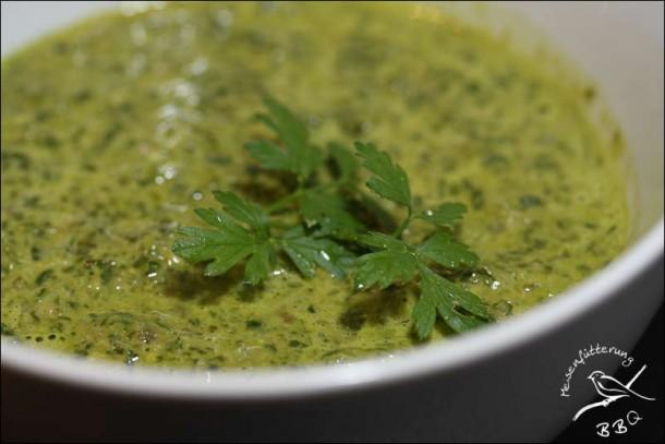 Grüne Salsa