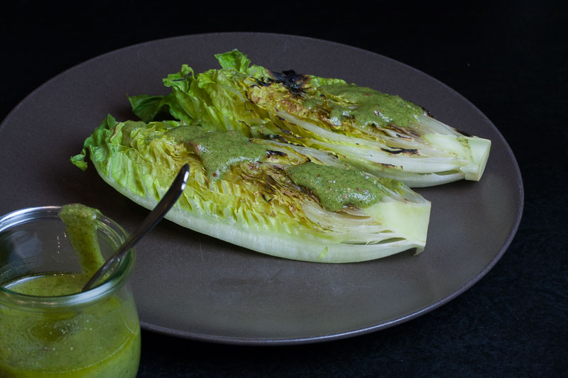 Koriander Haselnuss Pesto