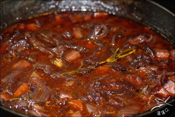 Lammkarree vom Grill