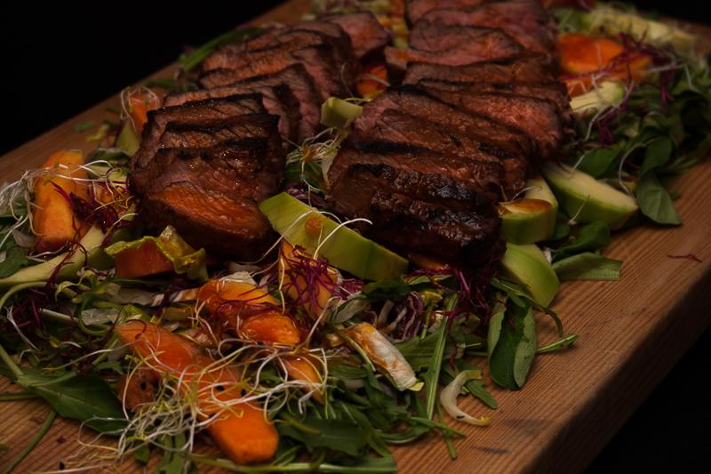 Steaksalat (004 von 005)